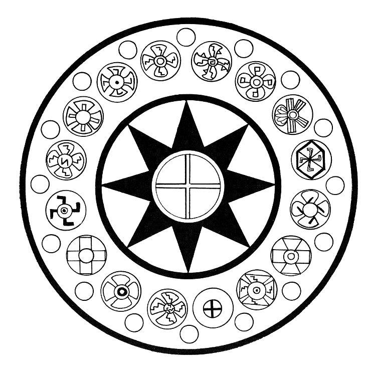 Simbolog 237 A En Los Mandalas Meditaci 243 N Badajoz